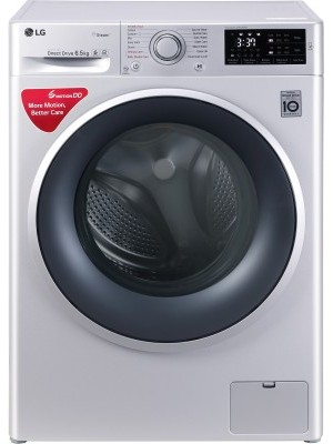 LG FHT1065SNL 6.5 kg Fully Automatic Front Load Washing Machine
