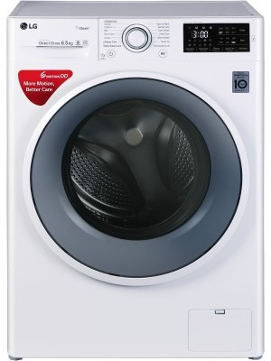 LG FHT1065SNW 6.5 kg Fully Automatic Front Load Washing Machine