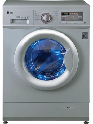 LG 6 kg Fully Automatic Front Load Washing Machine(F10B8NDL25)