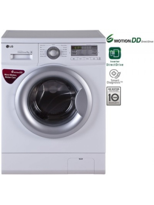 LG 6 kg Fully Automatic Front Load Washing Machine(FH0B8NDL21)