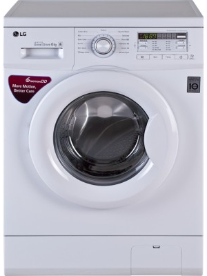 LG 6 kg Fully Automatic Front Load Washing Machine(FH8B8NDL22)