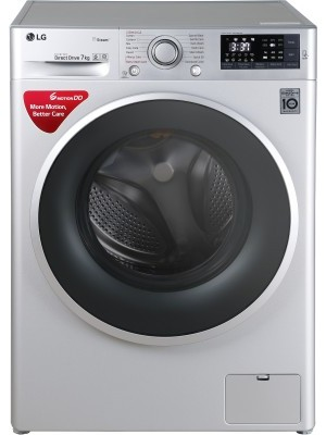 LG FHT1007SNL 7 kg Fully Automatic Front Load Washing Machine
