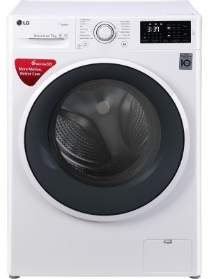 LG FHT1007SNW 7 kg Fully Automatic Front Load Washing Machine