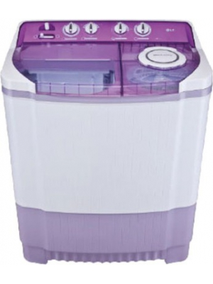 LG 7.2 kg Semi Automatic Top Load Washing Machine(P8237R3S)
