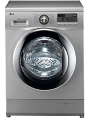 LG 7 kg Fully Automatic Front Load Washing Machine(F1296QD24)