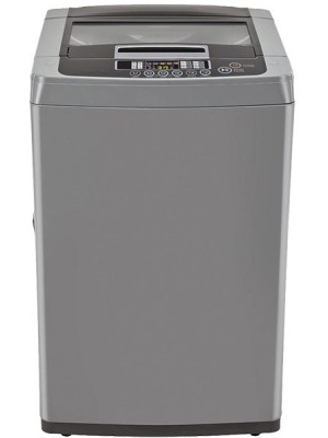 LG 7 kg Fully Automatic Top Load Washing Machine(T8067TEDLH)