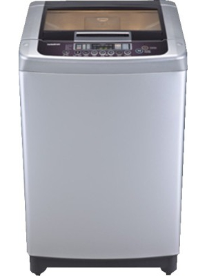LG 7 kg Fully Automatic Top Load Washing Machine(T8067TEELR)