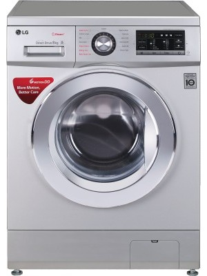 LG FH4G6TDYL42 8 kg Fully Automatic Front Load Washing Machine