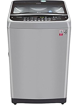 LG 8 kg Fully Automatic Top Load Washing Machine (T9077NEDL1)