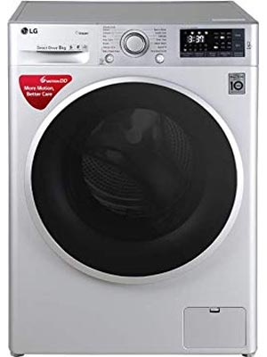 LG FHT1408SWL 8.0 kg Fully Automatic Front Load Washing Machine