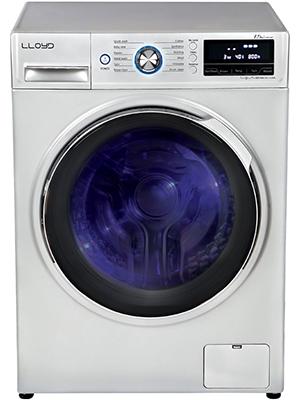Lloyd 7.5 kg Fully Automatic Front Load Washing Machine (LWMF 75S)