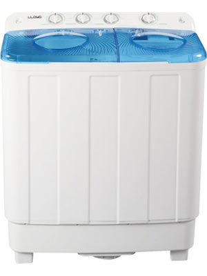 Lloyd 7.5 Kg Semi Automatic Top Load Washing Machine (LWMS75SP)