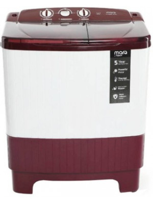 MarQ by Flipkart MQSADW62 6.2 kg Semi Automatic Top Load Washing Machine