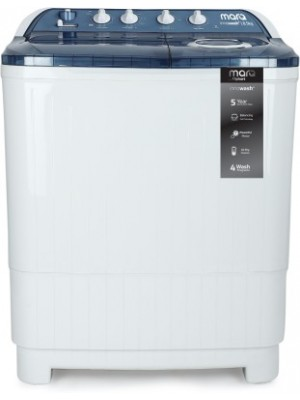 MarQ by MQSA85DXI Flipkart 8.5 kg Semi Automatic Top Load Washing Machine