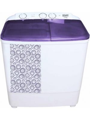 Mitashi 7 kg Semi Automatic Top Load Washing Machine White(MiSAWM70v10)
