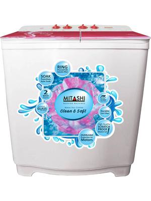 Mitashi 7.5 kg Semi Automatic Top Load Washing Machine (MiSAWM75v12)