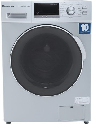 Panasonic NA-S085M2L01 8.5 kg Fully Automatic Front Load Washer with Dryer
