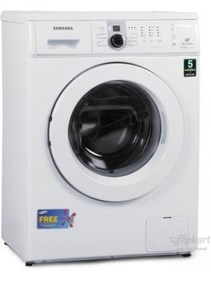 SAMSUNG 6.5 kg Fully Automatic Front Load Washing Machine(WF1650NCW/TL)