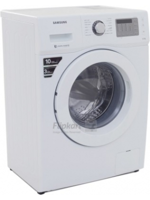 SAMSUNG 6 kg Fully Automatic Front Load Washing Machine(WF600B0BHWQ)