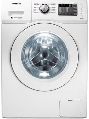 Samsung 6 Kg Fully Automatic Front Loading Washing Machine (WF600U2BKWQ/TL)
