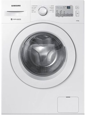 Samsung 6.5 kg Fully Automatic Front Load Washing Machine (WW65M206LMA/TL)