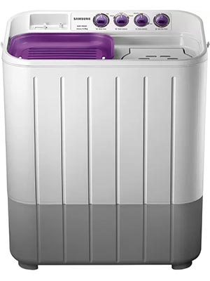 Samsung 6.5 kg Semi Automatic Top Loading Washing Machine (WT8505EG)