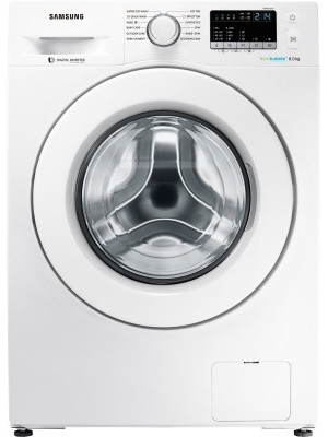 Samsung WW80J4243MW/TL 8 kg Fully Automatic Front Load Washing Machine
