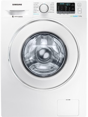 Samsung WW80J54E0IW/TL 8 kg Fully Automatic Front Load Washing Machine