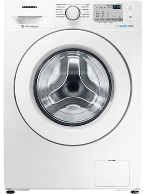 SAMSUNG 8 kg Fully Automatic Front Load Washing Machine(WW80J4213KW/TL)