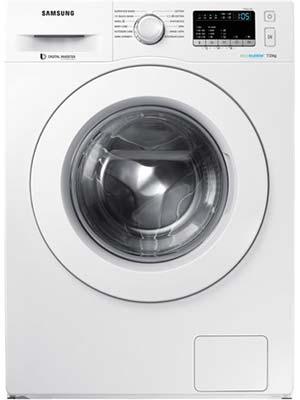 Samsung WF0602WKW Front loading Washing Machine 6.5 kg
