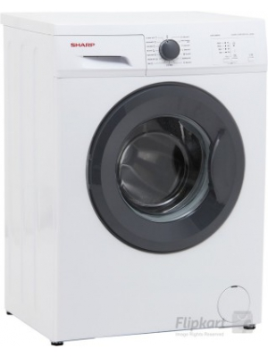 Sharp 5.5 kg Fully Automatic Front Load Washing Machine(ES-FL55MD - B)