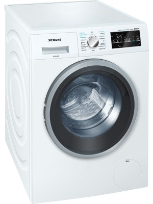 Siemens 8 kg Fully Automatic Front Load Washer with Dryer(WD15G460IN)