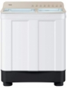 Haier HTW65-178 6.5 kg Semi Automatic Top Load Washing Machine