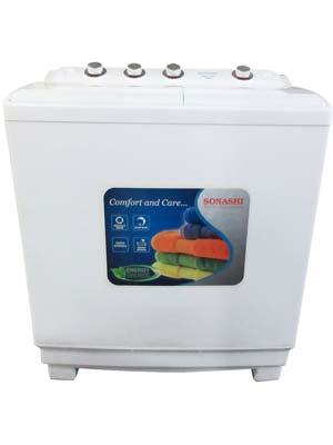 Sonashi SWM-1002 10 Kg Top Loading Semi Automatic Washing Machine