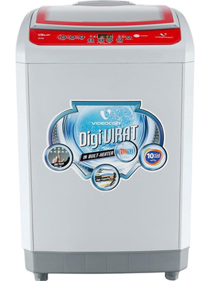 Videocon 10kg WM VT10C44-SRY Fully automatic Top loading Washing Machine