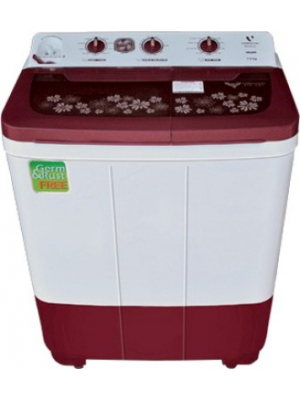 Videocon 7.3 kg Semi Automatic Top Load Washing Machine(VS73J11)