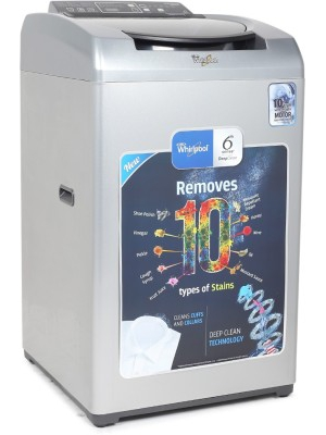Whirlpool 6.2 kg Fully Automatic Top Load Washing Machine(Stainwash D Clean DC62)