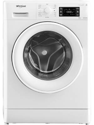 Whirlpool 8 kg Fully Automatic Front Load Washing Machine (Freshcare 8212)