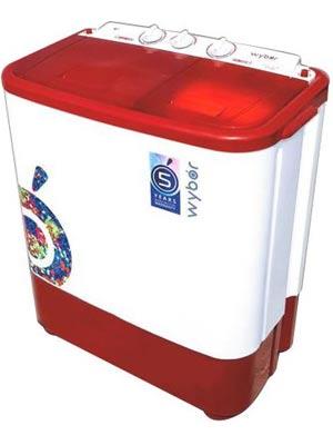 Wybor 6.5 Kg Semi Automatic Top Load Washing Machine
