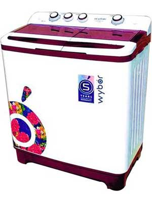 Wybor 6.8 Kg Semi Automatic Top Load Washing Machine