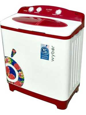 Wybor 7.5 Kg Semi Automatic Top Load Washing Machine