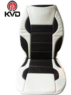 KVD Autozone Leatherette Car Seat Cover For Maruti SX4Without Back Arm Rest