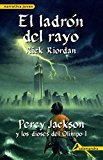El ladron del rayo / The Lightning Thief Percy Jackson and the Olympians