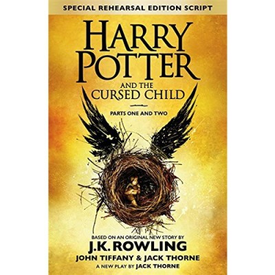 Harry Potter and the Cursed Child - Parts I and IIEnglish, Hardcover, J. K. Rowling