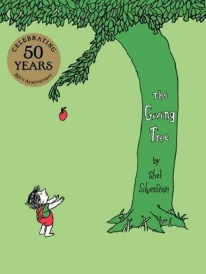 THE GIVING TREEHardcover, Silverstein, Shel