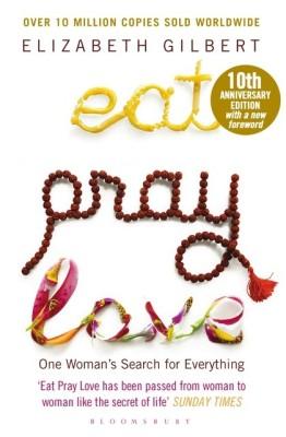 Eat Pray LoveEnglish, Paperback, Elizabeth Gilbert