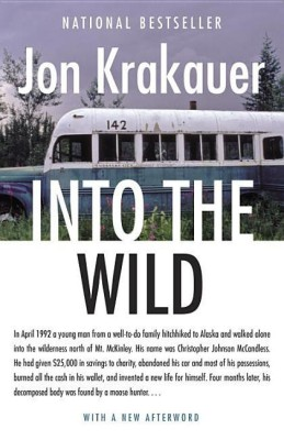 Into the WildEnglish, Paperback, Jon Krakauer