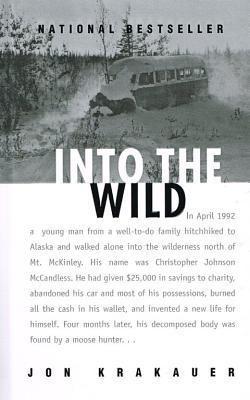 Into the Wild KrakauerEnglish, Paperback, Jon Krakauer