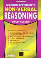 A MODERN APPROACH TO NON VERBAL REASONING English Revised Edition