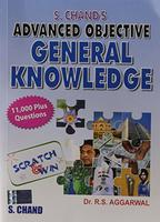 ADVANCED OBJECTIVE GENERAL KNOWLEDGE English 1 Edition
